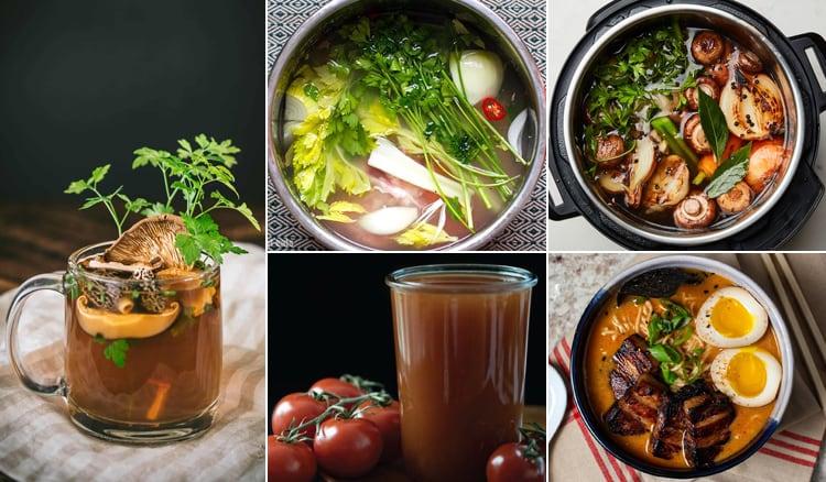 Instant Pot Stocks & Broths