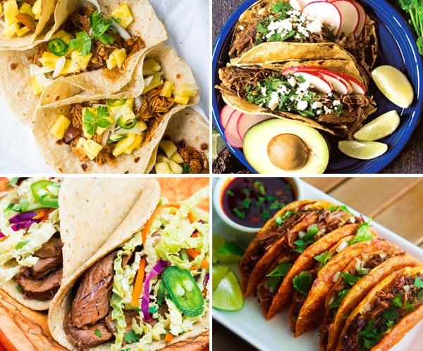 Instant Pot Taco Recipes