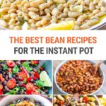 Ultimate Roundup Of Instant Pot Bean Recipes