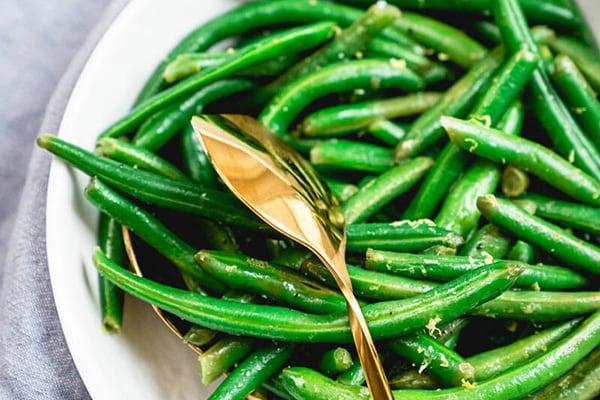Instant Pot Green Beans with Lemon