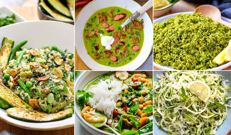 Gorgeously Green Instant Pot Recipes For Spring