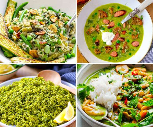 Spring Instant Pot recipes