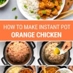 How To Make Instant Pot Orange Chicken