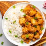 Instant Pot Orange Chicken (Beginner-Friendly Recipe)