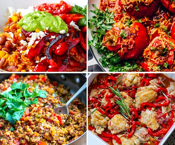 Instant Pot Recipes With Bell Peppers