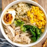 Instant Pot Ramen Noodles With Chicken & Miso