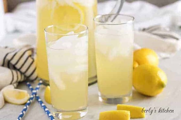 Instant Pot Lemonade