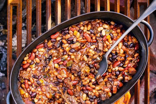 Brisket Baked Beans