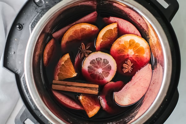 Mulled Wine Instant Pot