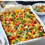 Instant Pot Rice Casserole Al Pastor Style