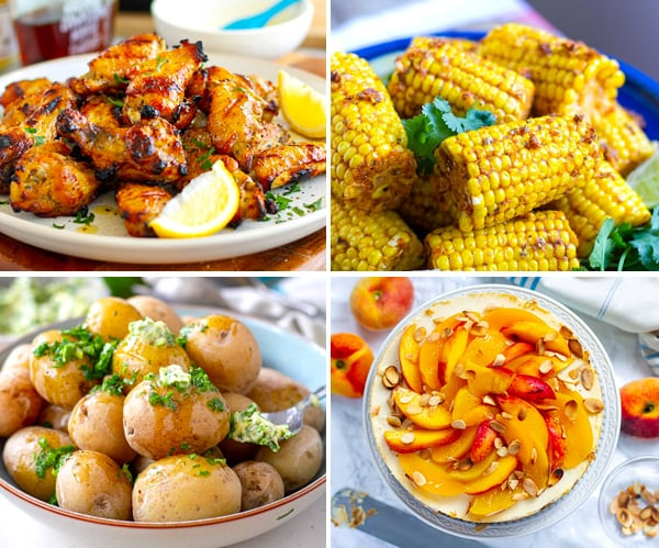 Perfect End Of Summer Party Recipes For Labor Day