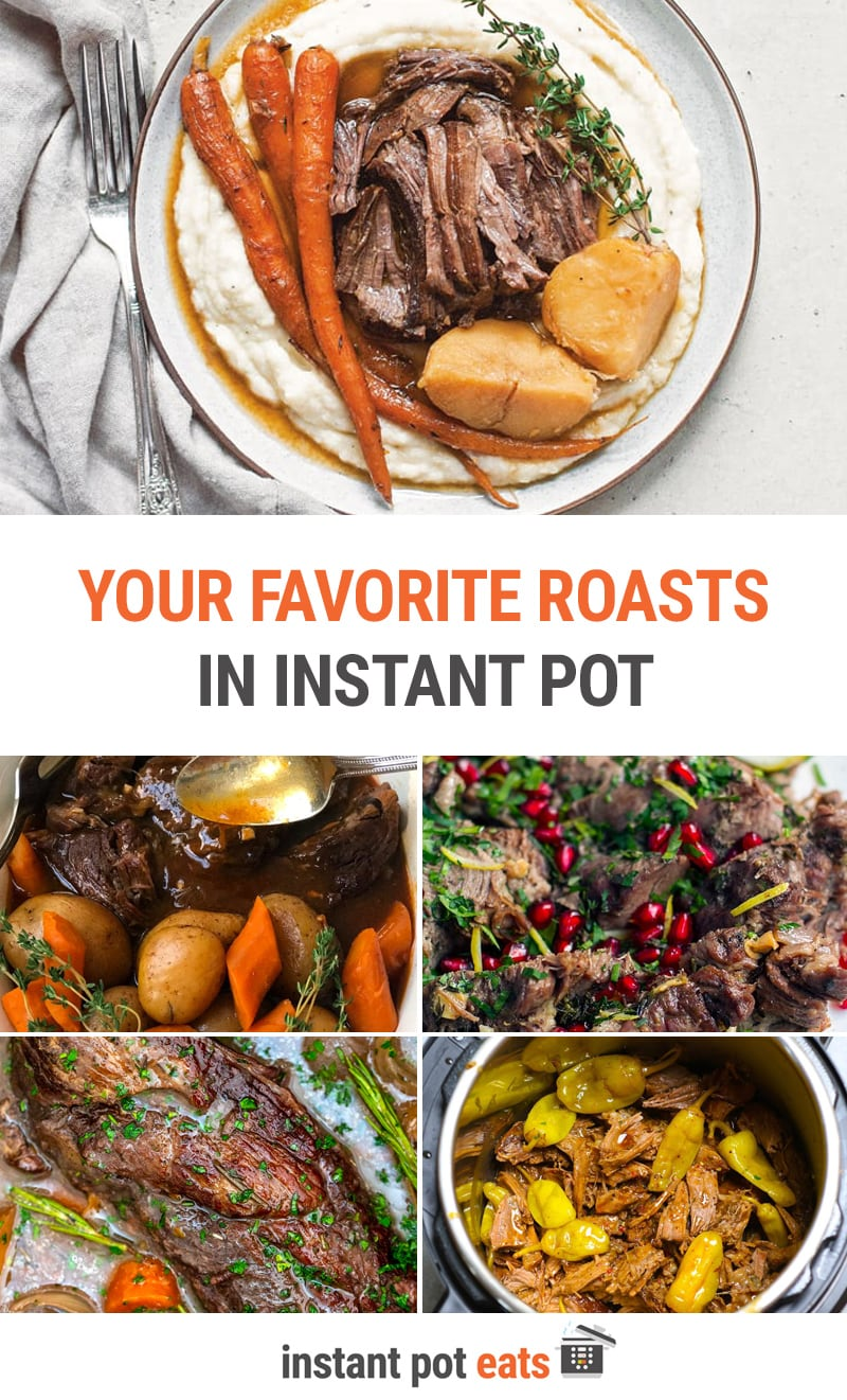 Favorite Instant Pot Roast Recipes