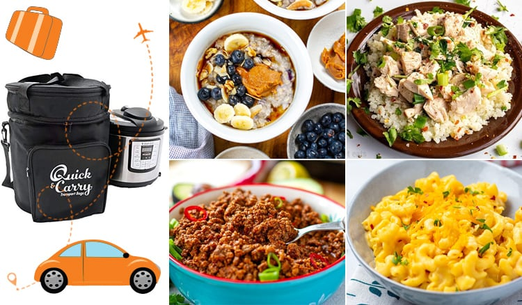 How To Travel With Your Instant Pot
