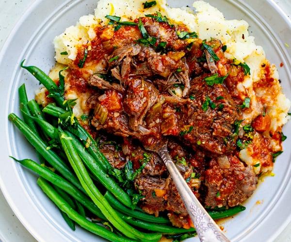 Instant Pot Beef Cheeks Recipe 4 Ways